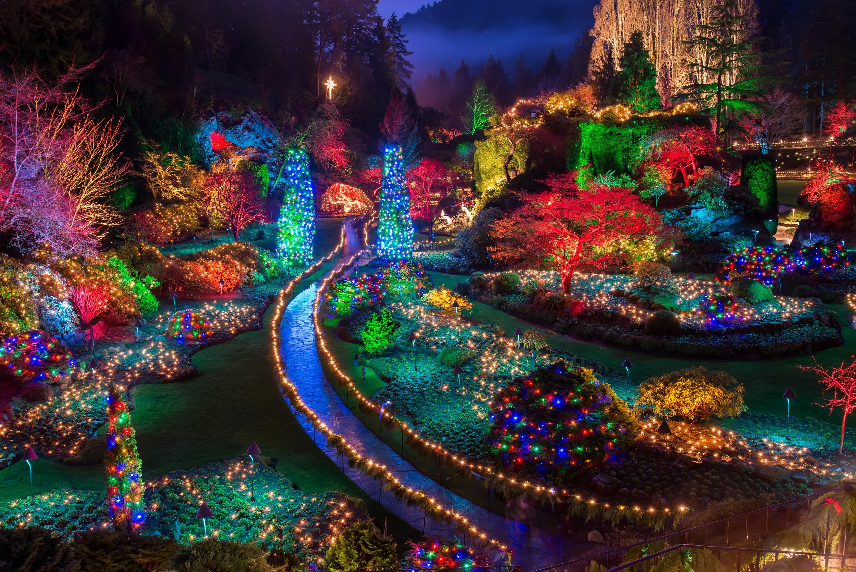 пожалуйста сказочные картинки парков этот праздничный